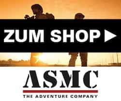 ASMC Militär Adventure Abenteuer Ausrüstung Gutschein Code Rabatt