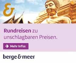 BeimBerge & Meer Valentinstag-Gewinnspiel können Sie jetzt einen von5 Steigenberger Hotel-Gutscheinen für 2 Personen im Wert von je 222 EUR gewinnen.