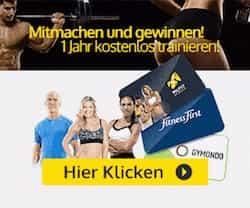 Machen Sie sich jetzt fit für den Sommer, und gewinnen Sie bei diesem Gewinnspiel 1 Jahr lang ein kostenloses Fitness-Training. Viel Glück!