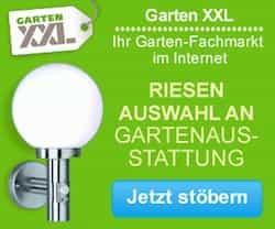 Nehmen Sie jetzt am Garten XXL Newsletter Gewinnspiel teil, und sichern Sie sich damit die Chance auf ein Rasenpflege-Set, bestehend aus Vertikutierer, Rasensaat + Streuwagen.