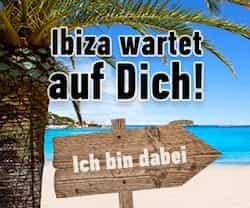 Sie möchten gerne in den Urlaub und am liebsten in die Sonne? Dann sichern Sie sich Ihre Chance auf einen Traumurlaub auf Ibiza im 5-Sterne Hotel!