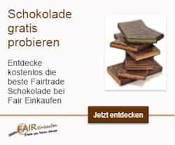 Genießer aufgepasst! Bei Fair Einkaufen winkt ein monatliches Schokoladen-Gewinnspiel, mit außergewöhnlichen Geschmackserlebnissen aus aller Welt!