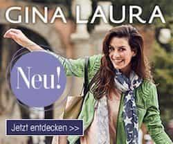 Bei Gina Laura haben 10 Gewinner bis Ende März die Chance, die Rückerstattung Ihres Einkaufs in bar zu gewinnen. Wir drücken Ihnen die Daumen!