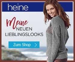 Jetzt die Heine Versandkostenflatrate für Neukunden entdecken und als neuer Kunde bis Ende 2018 die Standard Versandkosten sparen!