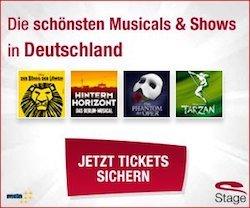 Gewinnspiel: Musical gewinnen Tickets sichern
