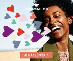 Mit einem aktuellen Tom Tailor Gutschein können Sie im offiziellen Online-Shop des beliebten Mode-Labels immer wieder sparen!