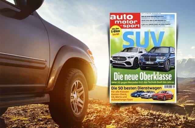 6 X Spiegel Stern Autobild Und Auto Motor Sport Kostenlos