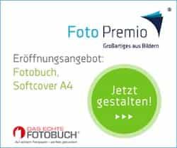 Nutzen Sie jetzt einen aktuellen FotoPremio Gutscheincode und sparen Sie bei der Onlinebestellung von Fotoabzügen und Fotogeschenken bares Geld!