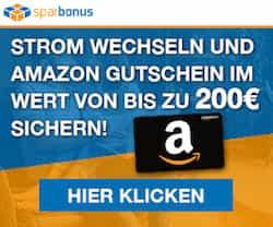 Zum günstigen Stromanbieter wechseln ➕ 200 EUR Amazon Gutschein erhalten: Dieses Angebot haben Sie aktuell und nur für kurze Zeit bei innogy! Jetzt nutzen.