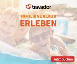 Melden Sie sich jetzt zum Travador Newsletter an, und sichern Sie damit die Chance, einen traumhaften Griechenland-Urlaub im Wert von 2.000 EUR zu gewinnen.