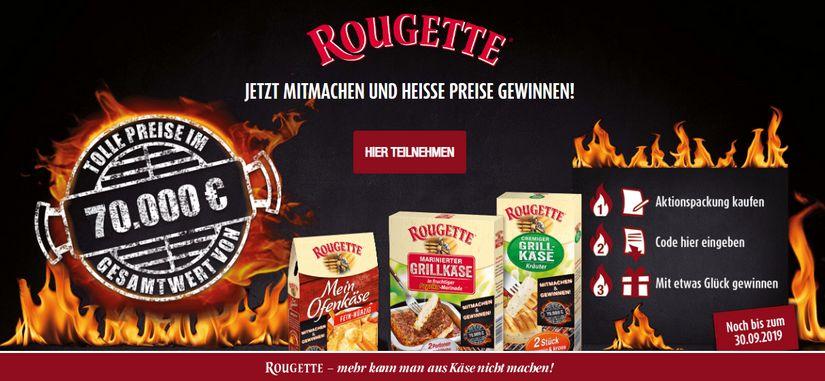 Rougette Gewinnspiel