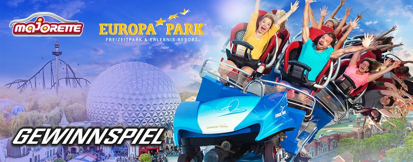 Europa Park Gewinnspiel