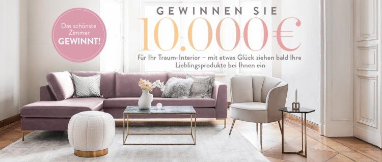 Westwingnow Gewinnspiel Möbel Und Accessoires Im Wert Von 10000