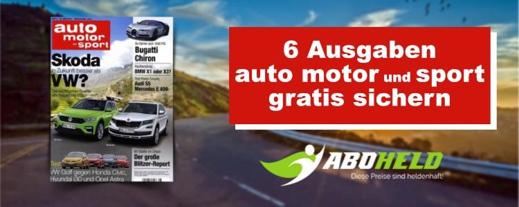 auto motor und sport gratis
