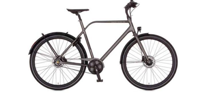 Citybike von Cortina