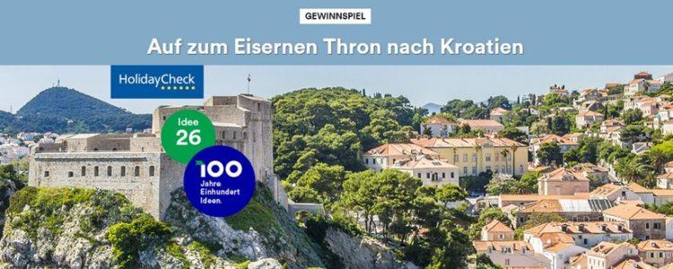 Thalia Gewinnspiel: Kroatien-Reise gewinnen
