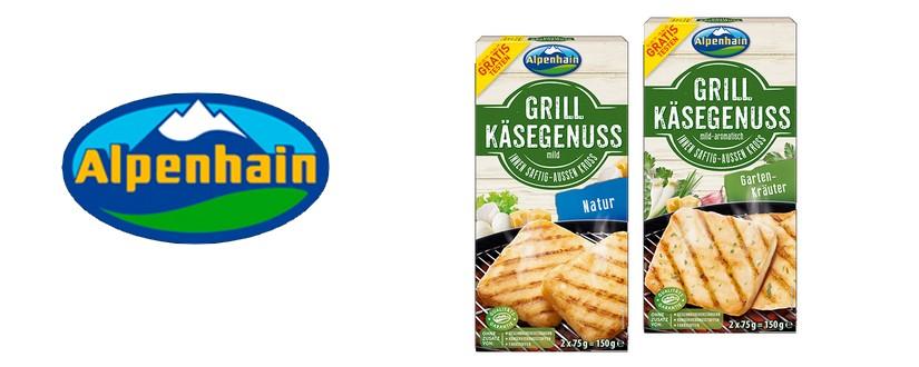Alpenhain Grillkäse gratis testen