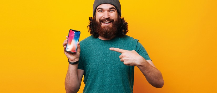 mit Barmer iPhone X gewinnen