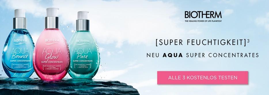 Biotherm Aqua Super Concentrates