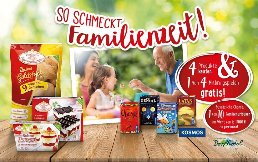 Coppenrath & Wiese Familienzeit gratis Mitbringspiel