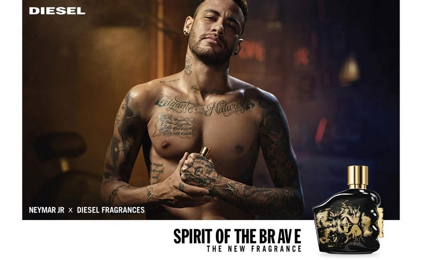 "Diesel Parfum ""Spirit of the Brave"""