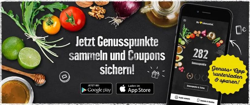 Edeka Genuss+ App