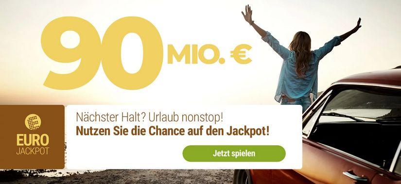 Eurojackpot Gutschein