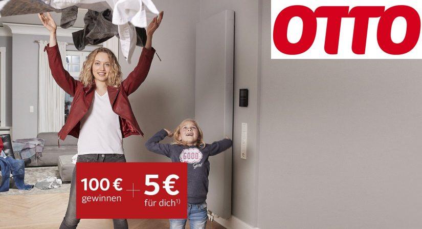 Kleiderspende gegen Gutschein bei OTTO