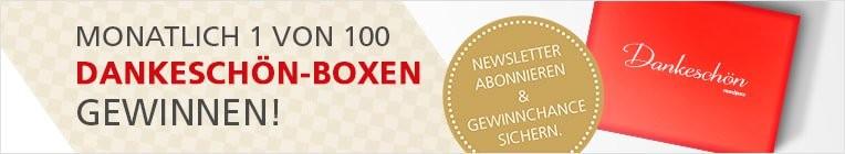 Medpex Newsletter abonnieren + Geschenkbox gewinnen