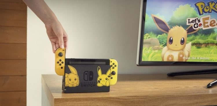 Nintendo Switch gewinnen
