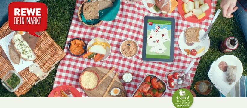 Picknicktag mit Rewe gewinnen