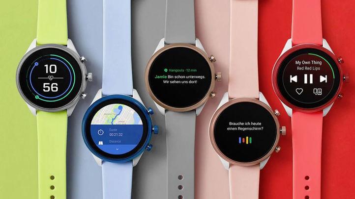 Smartwatches von Fossil