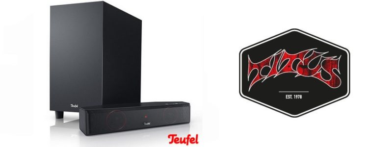 Teufel Cinebar One Titus