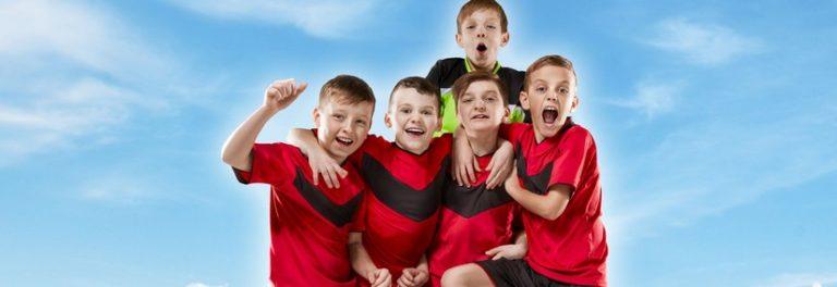 Trikotsatz Für Jugendmannschaften Gewinnen
