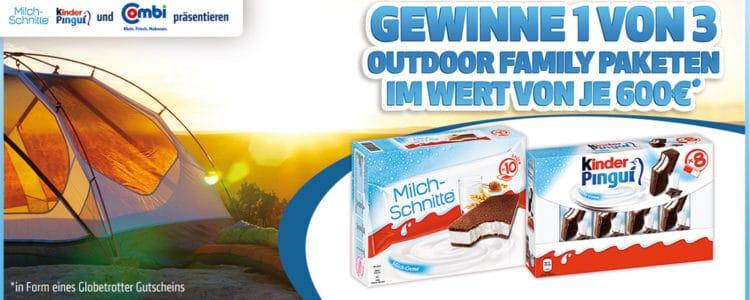 600€ Gutschein beim Ferrero Gewinnspiel gewinnen