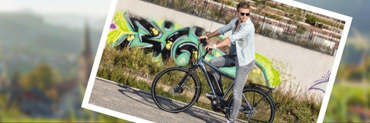 AOK Bayern Gewinnspiel: E-Bike gewinnen