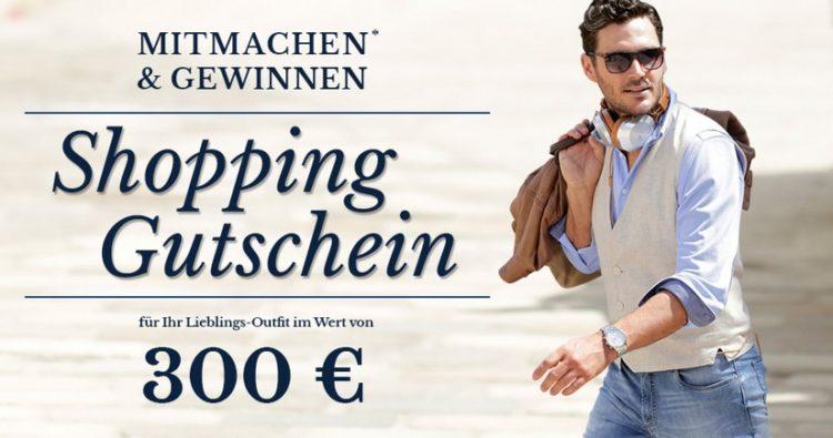 Beim Babista Gewinnspiel 300€ Shopping Gutschein gewinnen