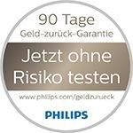 Geld zurück Garantie Philips