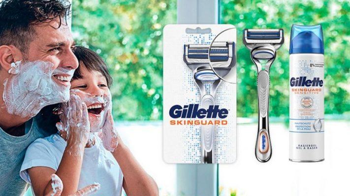 Gillette Skinguard Set gewinnen