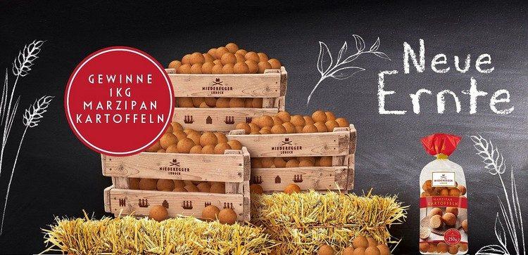 Kilo Marzipan-Kartoffeln gewinnen