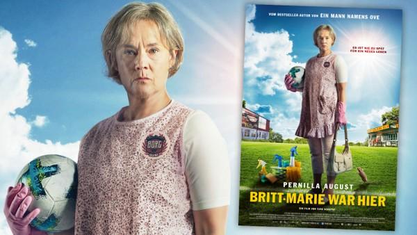 """Kinofilm """"Britt-Marie war hier"""""""