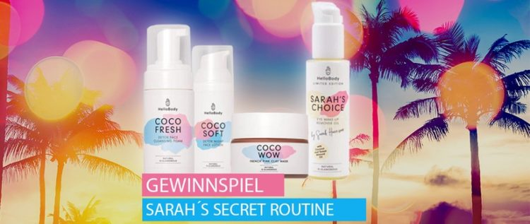 Sarah's Secret Routine von HelloBody