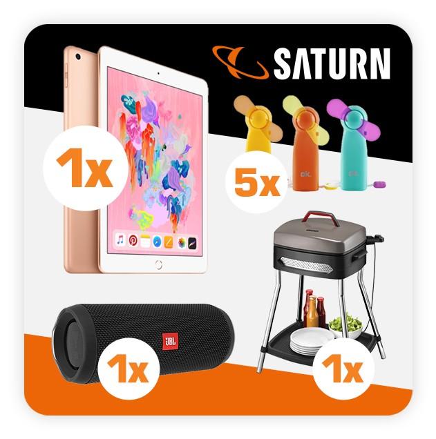 Saturn & Kl.de Gewinnspiel