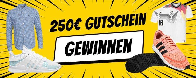 250€ für sportspar.de gewinnen