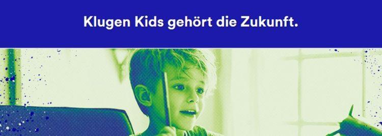 Thalia Zeugnisaktion: klugen Kids gehört die Zukunft