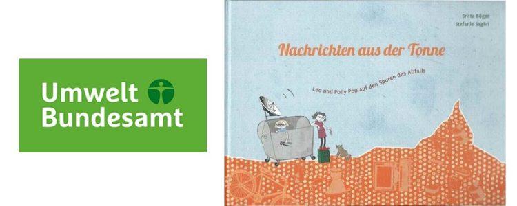 """Buch """"Nachrichten aus der Tonne"""" vom Umweltbundesamt"""