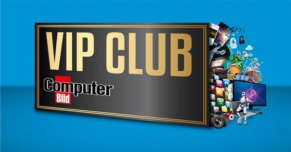 Computer Bild VIP Club