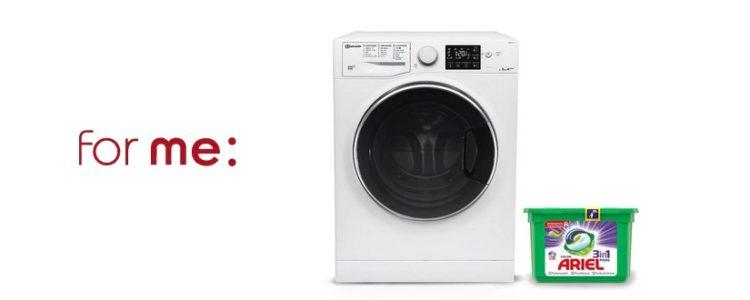 for me Waschmaschinengewinnspiel
