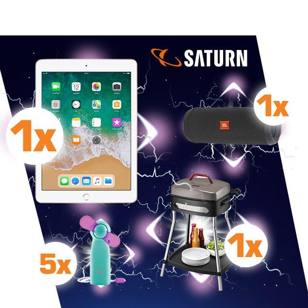 Saturn Gewinnspiel