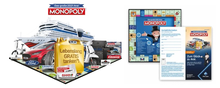 Aral Monopoly